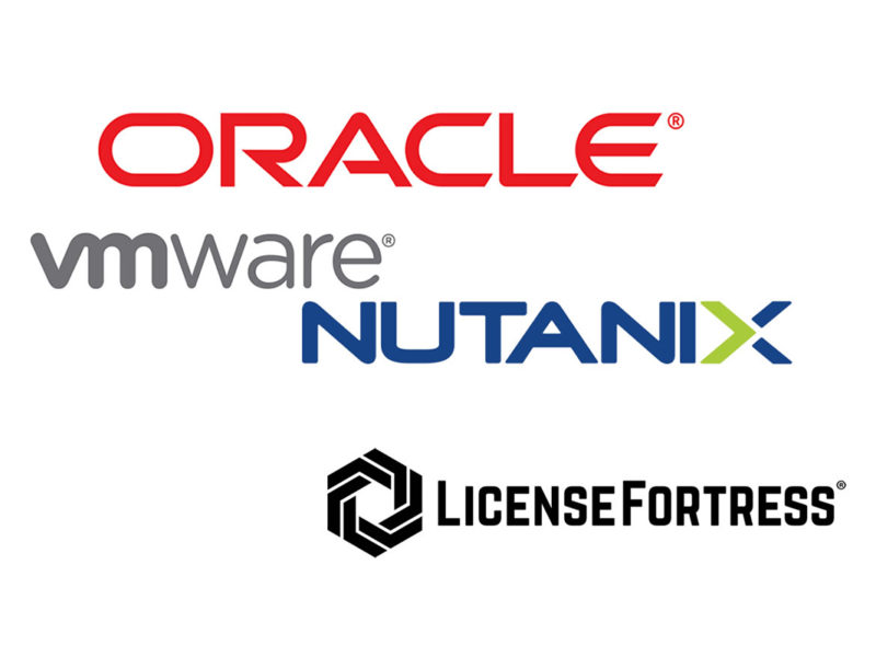 Carelessly running Oracle, even on VMware and Nutanix